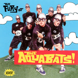 The Aquabats! - Fury of the Aquabats (Limited Edition Blue Vinyl 2xLP x/1500 - Autographed Sleeve)