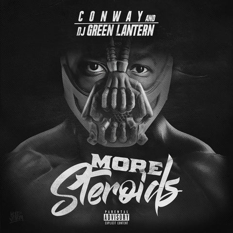 Conway & DJ Green Lantern - More Steroids (CD)