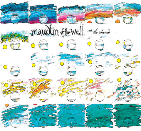 Maudlin of The Well - Part The Second (Limited Edition Fishbowl Vinyl 2xLP) - Rare Limiteds
