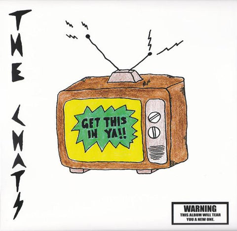 "The Chats - Get This In Ya !! (12"" Vinyl EP)"