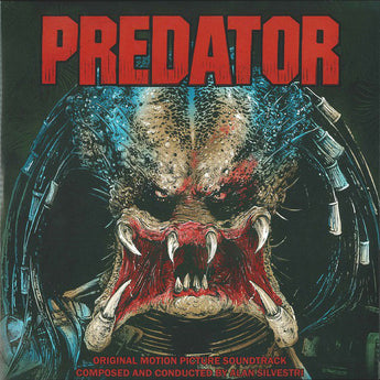 Alan Silvestri - Predator Soundtrack (Limited Edition Glow-In-The-Dark Vinyl LP x/181) - Rare Limiteds