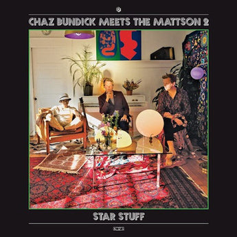 Chaz Bundick Meets The Mattson 2 - Star Stuff (Vinyl LP)