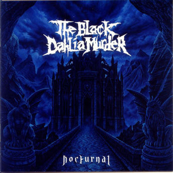 The Black Dahlia Murder - Nocturnal (Limited Edition Black / Blue Split Vinyl LP x/1000)