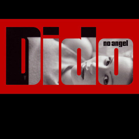 Dido - No Angel (Limited Edition Red / Black Split Vinyl LP x/1500) - Rare Limiteds