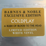 Coldplay - A Rush of Blood to the Head (Limited Edition White Vinyl LP)