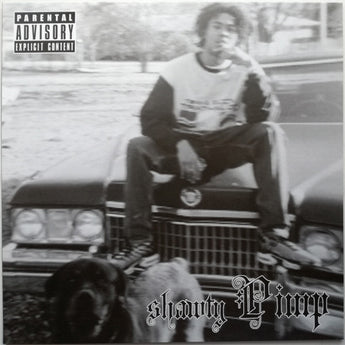 Shawty Pimp - ...Still Comin' Real (Black & White Cover Vinyl LP)
