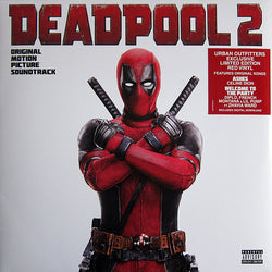 Various Artists - Deadpool 2 [Original Motion Picture Soundtrack] (Limited Edition 180-GM Red Vinyl LP)