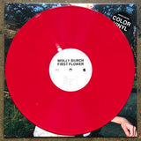 Molly Burch - First Flower (Limited Edition Red Vinyl LP x/750) - Rare Limiteds
