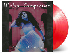 "Within Temptation - The Dance (Music On Vinyl Exclusive 180-GM Transparent Red 12"" Vinyl EP x/3000)"