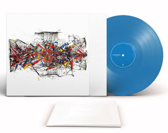 mewithoutyou - Untitled (Limited Edition Blue Vinyl LP x/2500)
