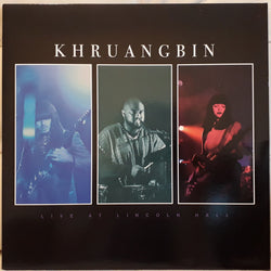 Khruangbin - Live At Lincoln Hall (Rough Trade Exclusive Purple Vinyl LP x/1500) - Rare Limiteds