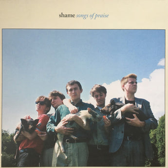Shame - Songs Of Praise (Rough Trade Exclusive Beige Vinyl LP x/500 + Bonus CD)