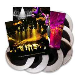 Phish - The Baker's Dozen Live At Madison Square Garden (Black Inside Clear Vinyl 6xLP Box Set)