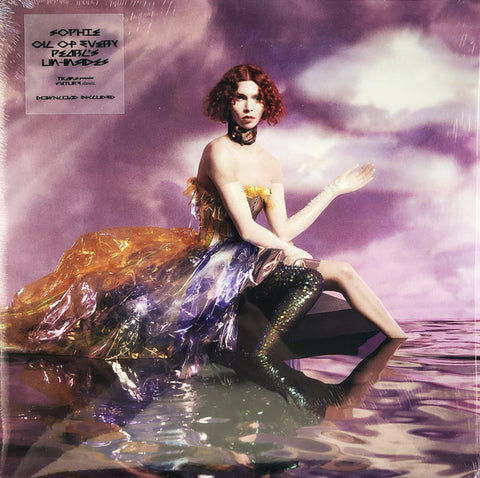 Sophie - Oil Of Every Pearl's Un-Insides (Limited Edition Red Vinyl LP)