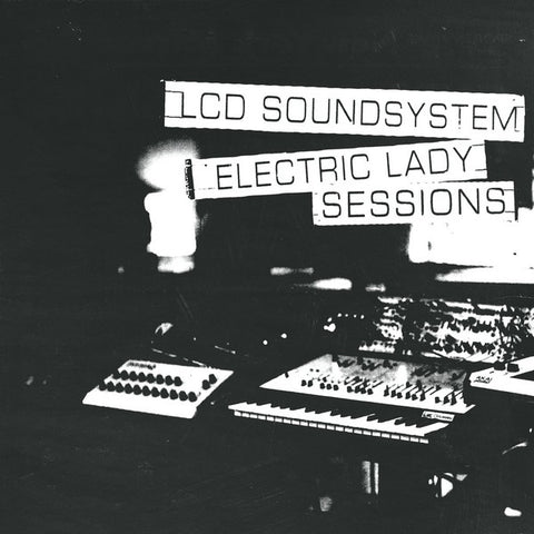 LCD Soundsystem - Electric Lady Sessions (180-GM Vinyl 2xLP)