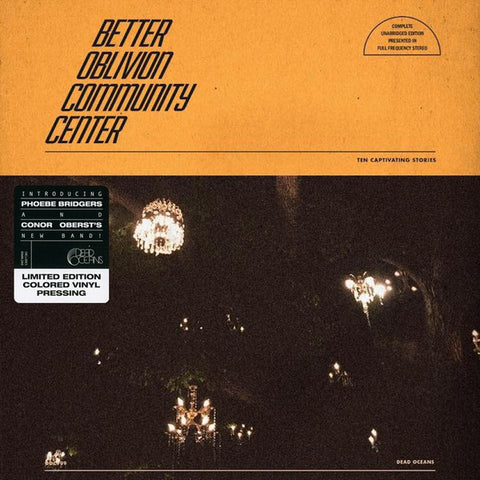 Better Oblivion Community Center - Better Oblivion Community Center (Limited Edition Orange Vinyl LP)