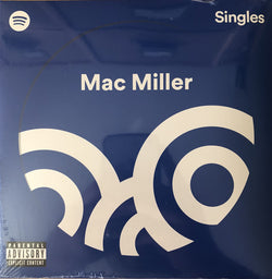"Mac Miller - Spotify Singles (Limited Edition Baby Blue 7"" Vinyl) - Rare Limiteds"