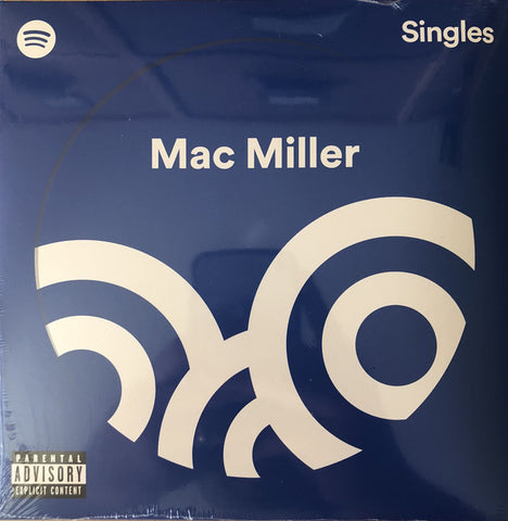 "Mac Miller - Spotify Singles (Limited Edition Baby Blue 7"" Vinyl)"