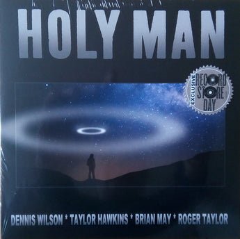 "Dennis Wilson, Brian May, Roger Taylor, Taylor Hawkins ‎– Holy Man (RSD 2019 Exclusive 7"" Vinyl)"