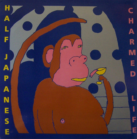 Half Japanese - Charmed Life (RSD 2019 Exclusive Translucent Blue Vinyl LP x/1000)