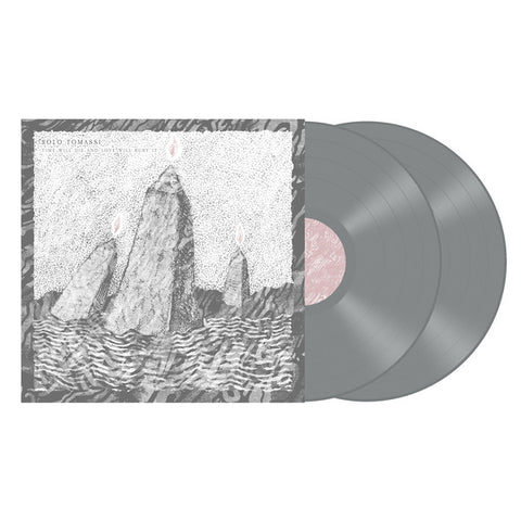 Rolo Tomassi - Time Will Die And Love Will Bury It (Limited Edition Silver Vinyl 2xLP x/496)