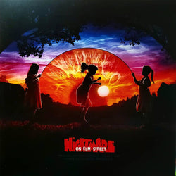 Charles Bernstein ‎– A Nightmare On Elm Street [Original Motion Picture Soundtrack] (Limited Edition 180-GM Freddy's Sweater Striped Vinyl LP) - Rare Limiteds