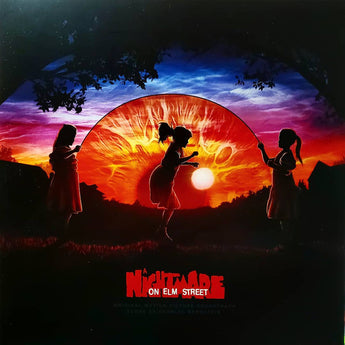 Charles Bernstein ‎– A Nightmare On Elm Street [Original Motion Picture Soundtrack] (Limited Edition 180-GM Freddy's Sweater Striped Vinyl LP)