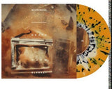 Microwave - Death Is A Warm Blanket (Purenoise Exclusive Bone & Halloween Orange w/ Black Splatter Vinyl LP x/200)
