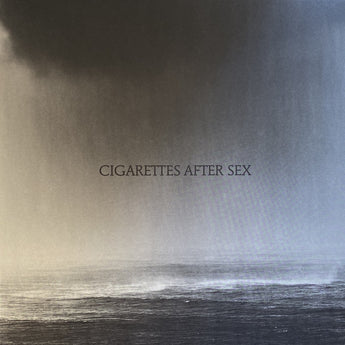 Cigarettes After Sex - Cry (Autographed Indie Exclusive Clear Vinyl LP+ Poster)