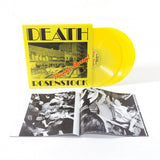Death (Jeff) Rosenstock - Thanks Sorry! (Polyvinyl Exclusive Fluorescent Yellow Vinyl 3xLP x/200)