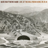 Dave Matthews Band ‎– Live At The Hollywood Bowl 09.10.18 (Special Numbered Edition 180-GM Vinyl 5xLP Box Set)
