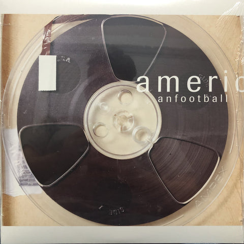"American Football - Year One Demos (Limited Edition Clear 12"" Vinyl EP)"