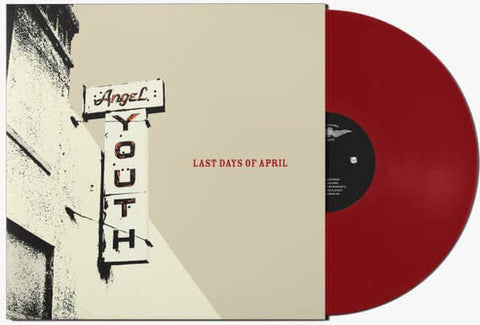 Last Days Of April - Angel Youth (20th Anniversary Edition Red Vinyl LP x/500)