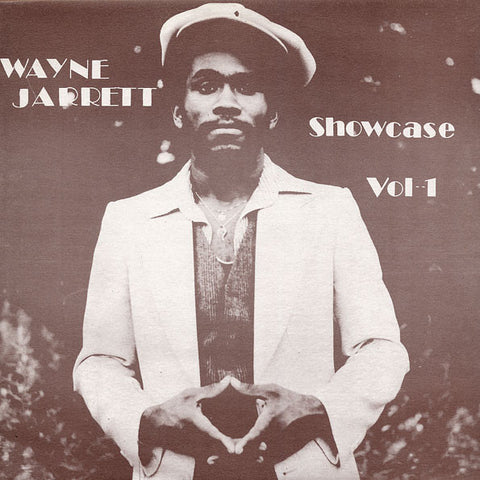 Wayne Jarrett - Showcase Vol. 1 (Vinyl LP)