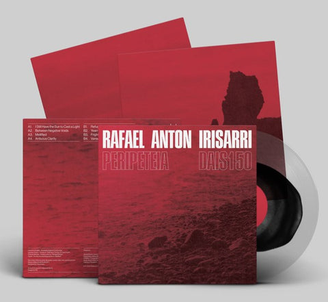 Rafael Anton Irisarri ‎- Peripeteia (Limited Edition Black In Clear Vinyl LP x/100)