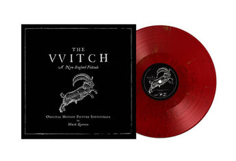 Mark Korven - The Witch [Soundtrack] (Limited Edition Red w/ Red Splatter Vinyl LP x/300)