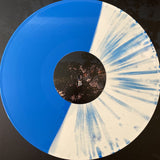 Gleemer - Down Through (Limited Edition Cream / Blue Split w/ Blue Splatter Vinyl LP x/100)