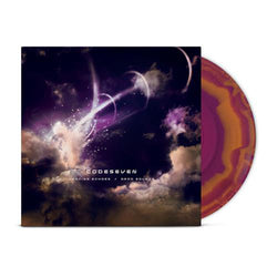 Codeseven - Dancing Echoes / Dead Sounds (Limited Edition Purple & Orange Mix Vinyl LP)