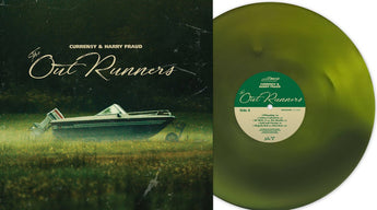 Curren$y & Harry Fraud - The Outrunners (Limited Edition Green Swirl Vinyl LP x/500)