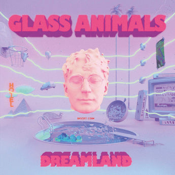 Glass Animals - Dreamland (Autographed Vinyl LP)