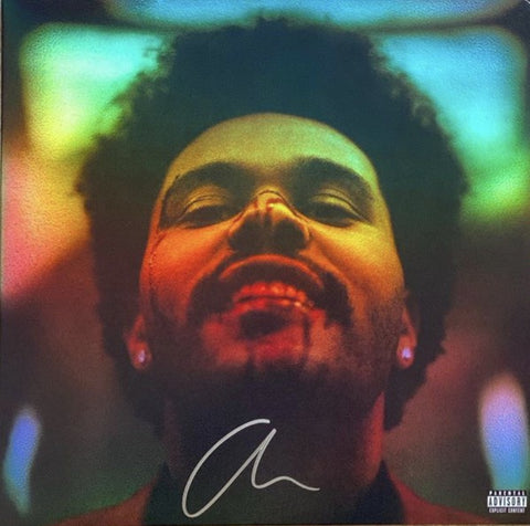 The Weeknd - After Hours (Limited Autographed Holographic Sleeve Edition Vinyl 2xLP)