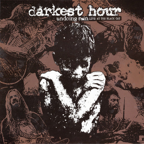 Darkest Hour - Undoing Ruin: Live At The Black Cat (Patreon Exclusive Random Color Vinyl LP x/250)