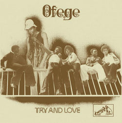 [Pre-Order] Ofege - Try and Love (Limited Edition Clear Vinyl LP x/100)
