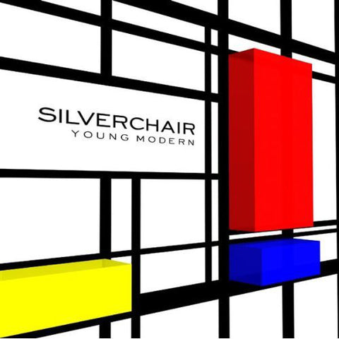 Silverchair - Young Modern (Limited Edition 180-GM Royal Blue Vinyl LP x/1000)