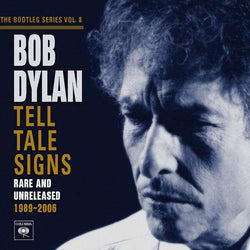 Bob Dylan - Tell Tale Signs: Rare and Unreleased 1989-2006 (Limited Edition 180-Gram Vinyl 4xLP Box Set)