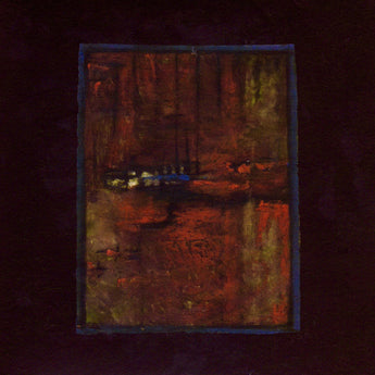 "Songs: Ohia - Travels in Constants (Limited Edition Orange w/ Blue Streaks 12"" Vinyl x/500 + Bonus CD) - Rare Limiteds"
