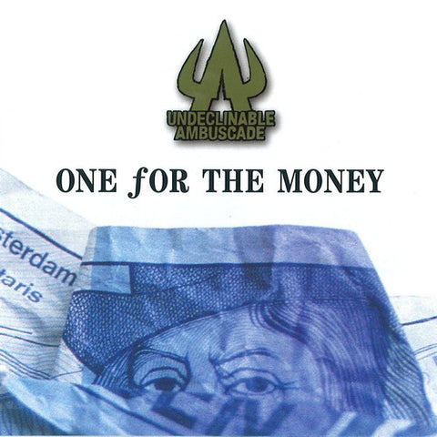 Undeclinable Ambuscade - One For The Money (Limited Edition Clear Transparent Vinyl LP x/100)