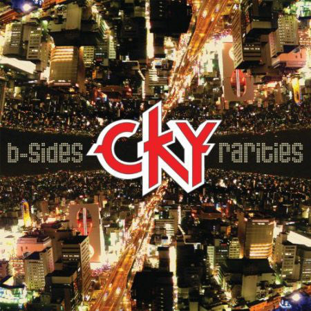 CKY - B-Sides & Rarities (Limited Edition Autographed Red + Purple Vinyl 2xLP x/1000)
