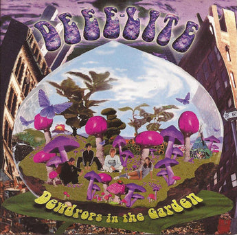 Deee-Lite - Dewdrops In The Garden (Turntable Lab Exclusive Pink Vinyl 2xLP x/500) - Rare Limiteds