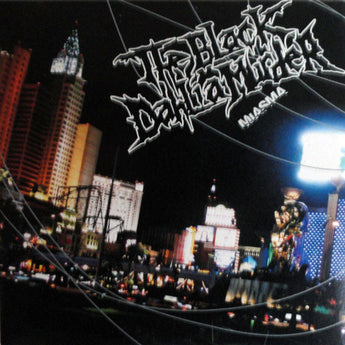 The Black Dahlia Murder - Miasma (Limited Edition Multi-Color Splatter Vinyl LP x/200)